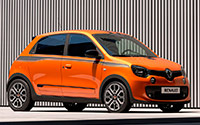 Renault Twingo GT. Imágenes exteriores.