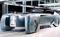Rolls-Royce VISION NEXT 100. Imágenes exteriores.