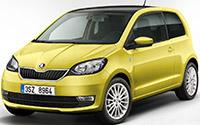 Škoda Citigo. Imágenes exteriores.