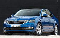 Škoda Octavia. Imágenes exteriores.