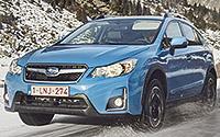 Subaru XV. Imágenes