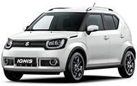 Suzuki Ignis. Imágenes exteriores.