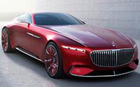 Vision Mercedes-Maybach 6. Imágenes exteriores.
