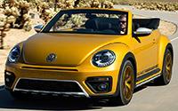 Volkswagen Beetle Dune 2016. Imágenes