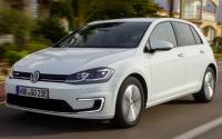 Volkswagen e-Golf. Imágenes.