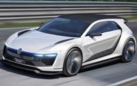 Volkswagen Golf GTE Sport prototipo. Imágenes.