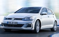 Volkswagen Golf GTE 2017. Imágenes exteriores.