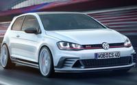 Volkswagen Golf GTI Clubsport. Imágenes.