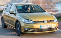 Volkswagen Golf. Imágenes exteriores e interiores.