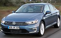 Volkswagen Passat GTE. Imágenes exteriores
