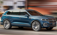 Volkswagen T-prime Concept GTE. Imágenes exteriores.