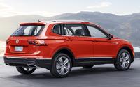 Volkswagen Tiguan Allspace 2017. Imágenes exteriores e interiores.