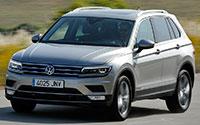 Volkswagen Tiguan. Imágenes exteriores