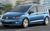 Volkswagen Touran. Imágenes exteriores