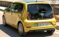 Volkswagen up!. Imágenes exteriores.