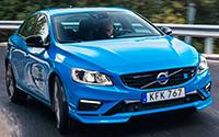Volvo S60 y V60 Polestar. Imágenes exteriores.