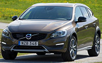 Volvo V60 Cross Country. Imágenes