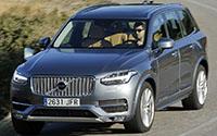 Volvo XC90. Imágenes.
