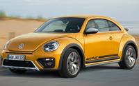 Volkswagen Beetle Dune. Imágenes exteriores.