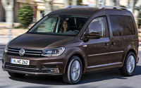 Volkswagen Caddy. Imágenes.