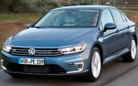 Volkswagen Passat GTE. Imágenes