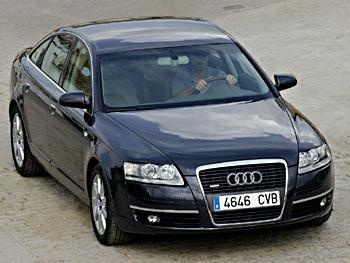 Audi on Km77 Com  Audi A6 3 0 Tdi Quattro Tiptronic  Prueba  25 06 04