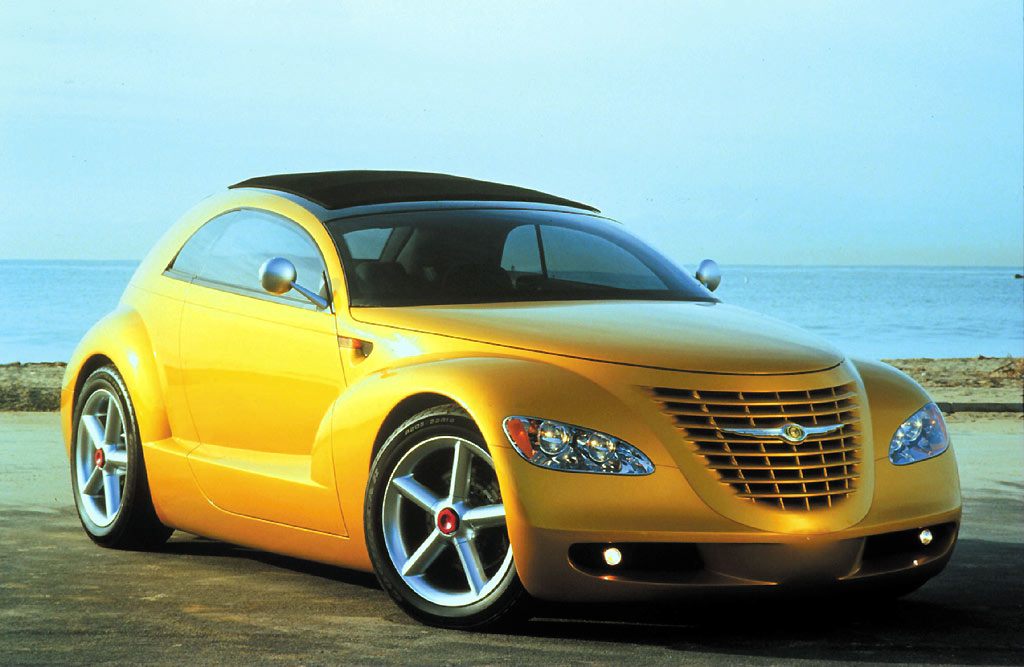 Prototipos Chrysler Design