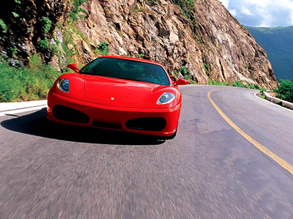 Автообои Ferrari (10 фото). admi…