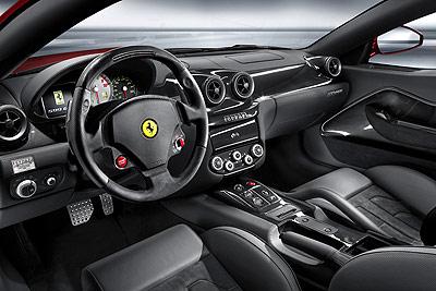Ferrari 599 GTB Fiorano. Modelo 2006.
