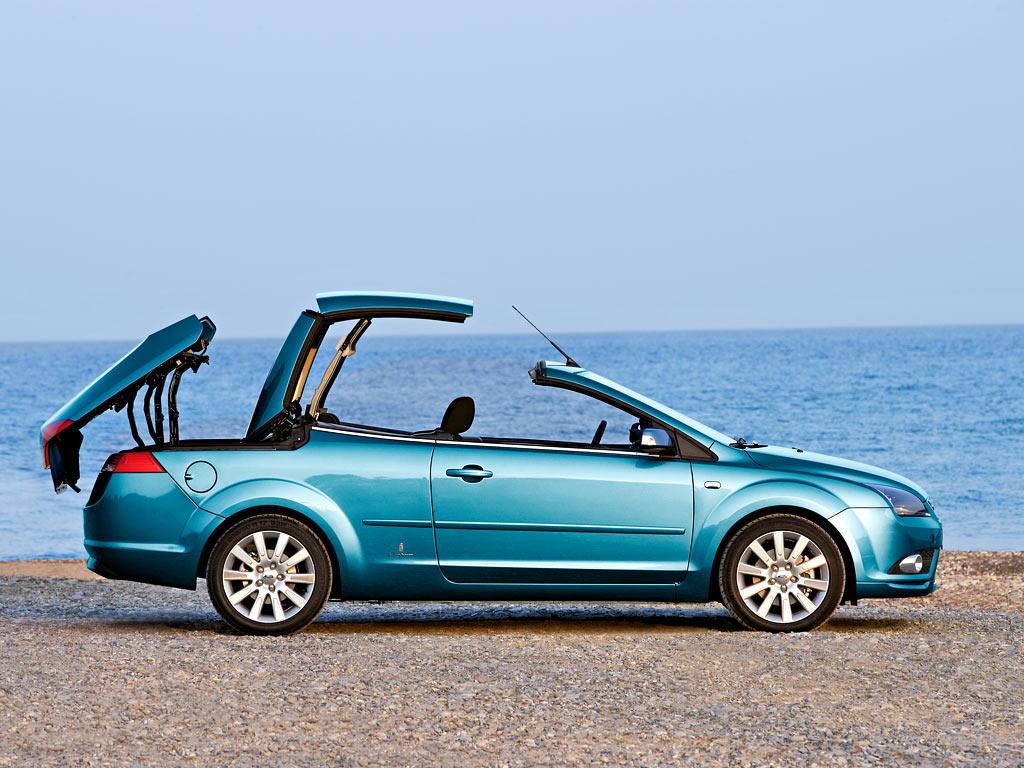 Фотография Ford Focus Coupe Cabrio…