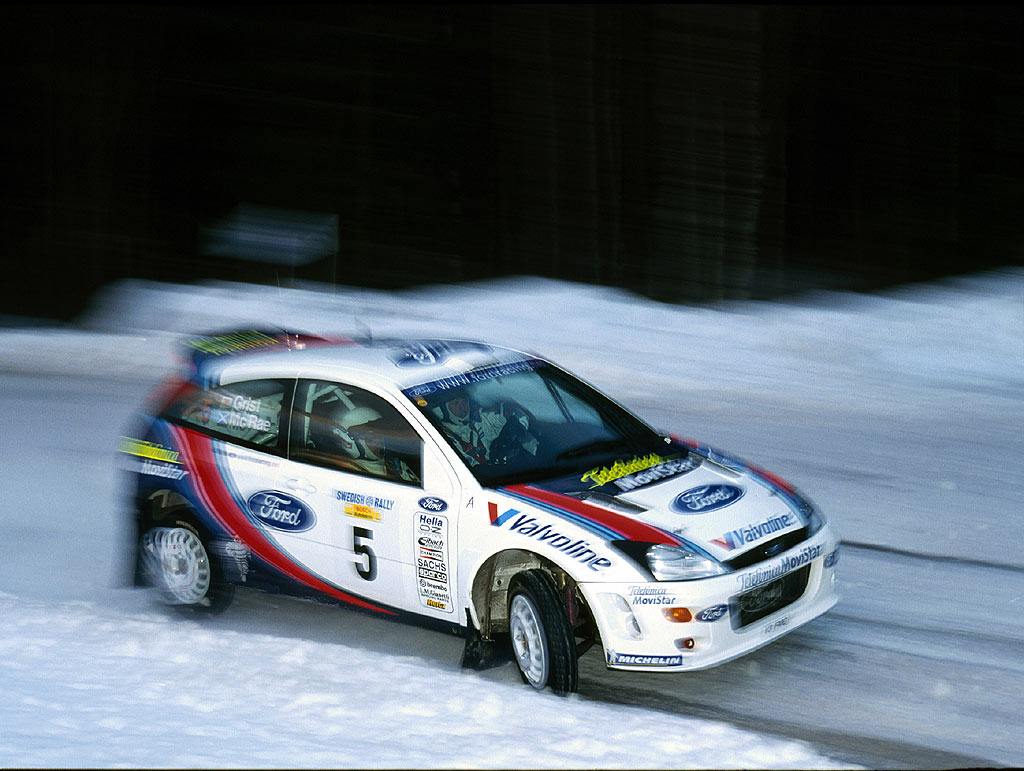 Ford Focus WRC Picture