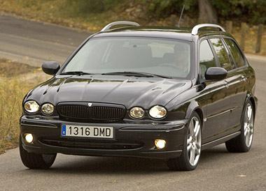 km77.com. Información. Jaguar X-Type 2.2D Wagon. (10-11-2005)