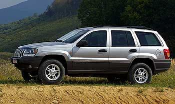 Las primeras impresiones al volante del jeep grand cherokee 2 7 crd me