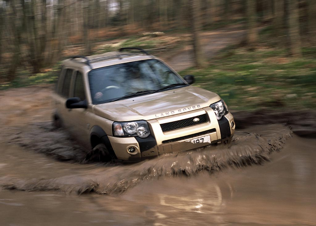 VWVortex.com - What do you think of the Land Rover Freelander?