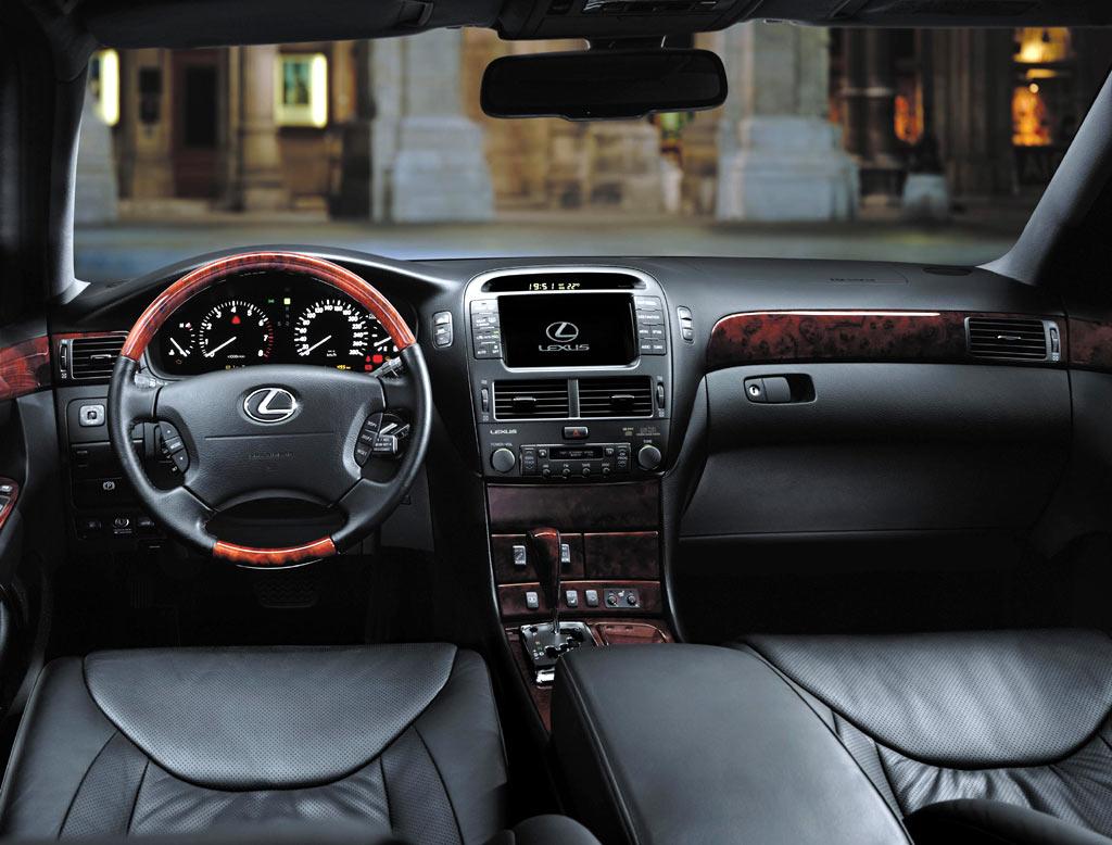 Фотография Lexus LS 430.  Об…