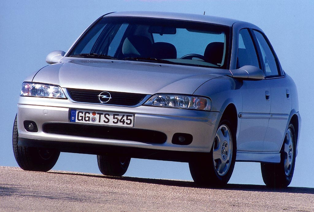 Thread the holden vectra a tribute