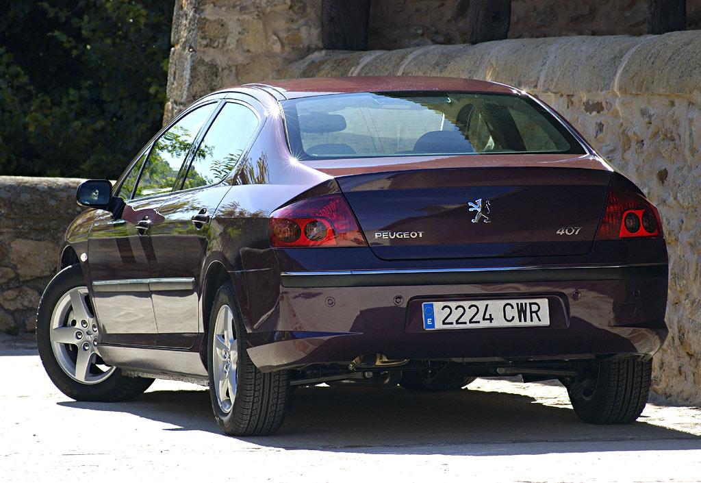 Megapost: Peugeot 407