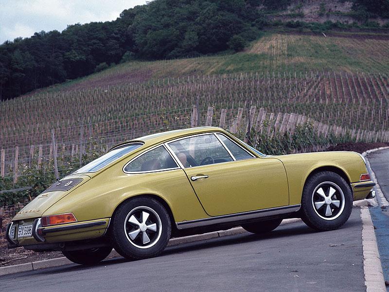 Historia del Porsche 911