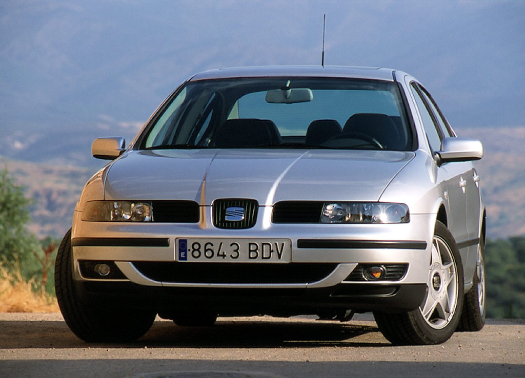 VWVortex.com - Can I see a picture of a SEAT Toledo?