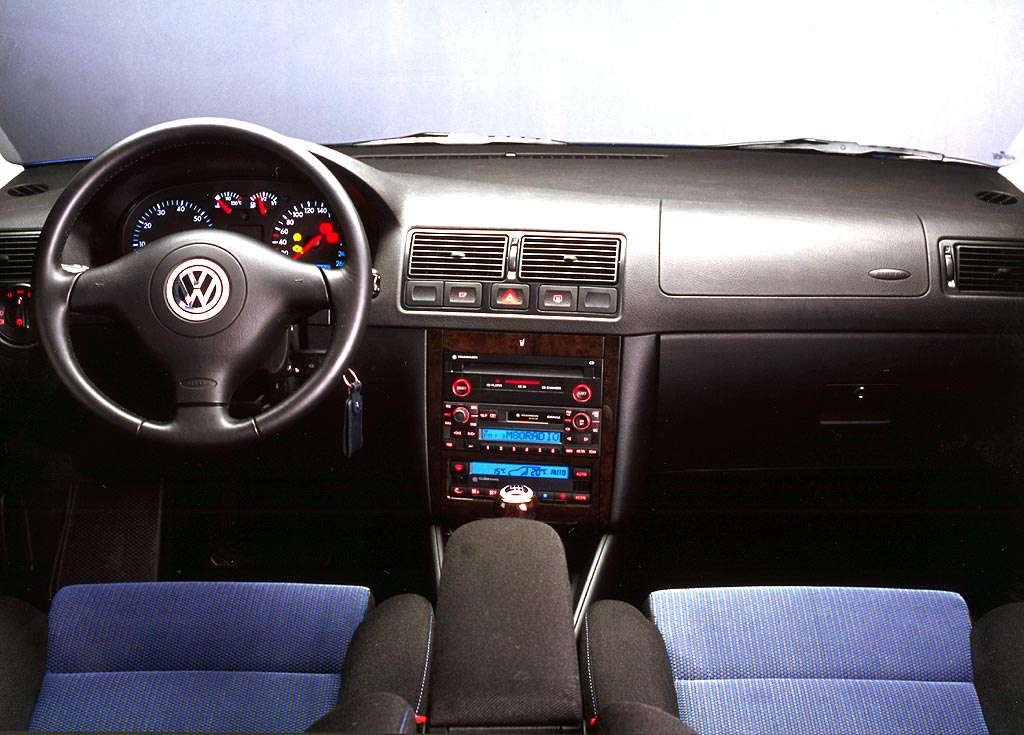 Volkswagen Golf 4Motion.