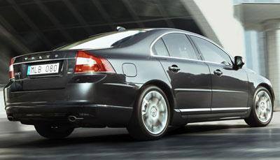 Volvo S80. Modelo 2009.