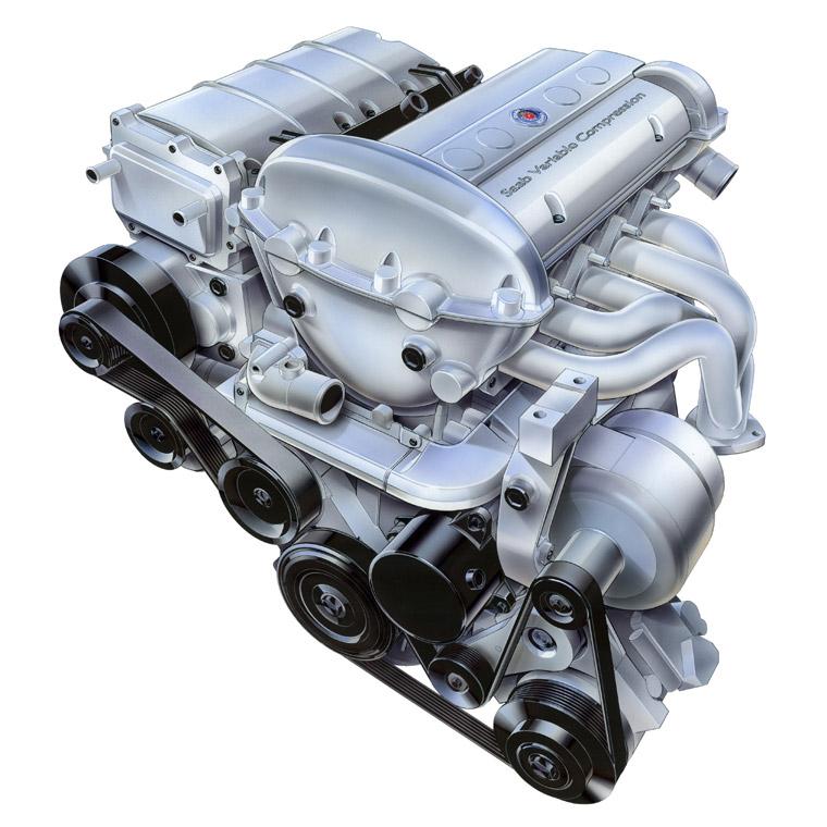 1er Post Motor de compresión variable